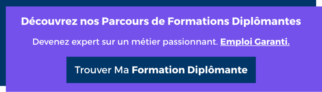 Quelle formation propose l'AFPA?
